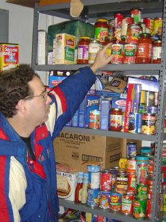 The Council operates the largest Food Pantry in the East Bronx. Our work with the Food Bank for New York City,  The Westchester Interfaith Food Bank and the Metropolitan Council on Jewish Poverty make it possible to help over 1000 people a month with emergency and supplemental food.